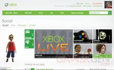 xbox.com hub