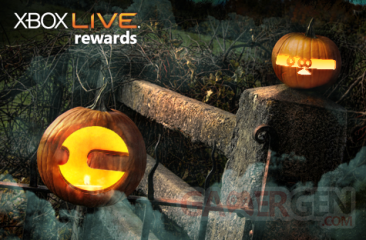 xbox live rewards halloween