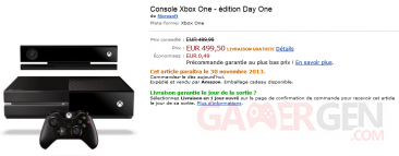 xbox one day one edition amazon date