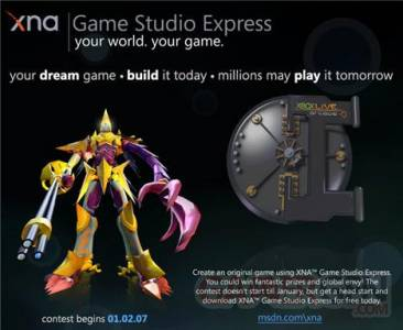 xna-game-studio-express