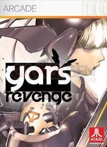 yar's revenge jaquette