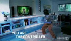 you are the controller