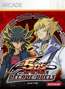 Yu-Gi-Oh 5Ds Decade Duels Plus